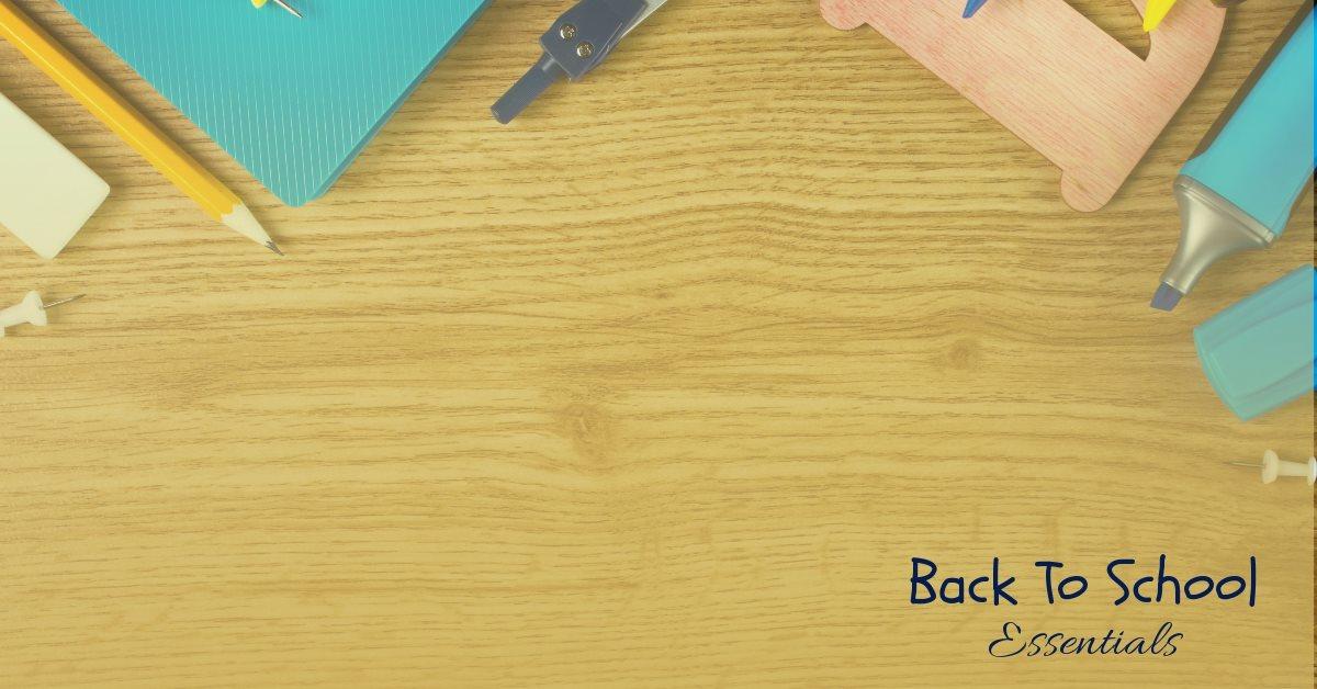 Back To School Essentials_JulieGetty